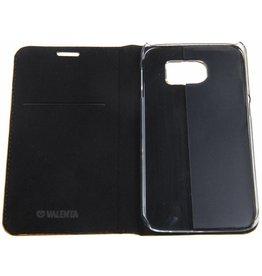 Samsung Galaxy S6 SM-G920F Valenta Classic Book Case Cognac