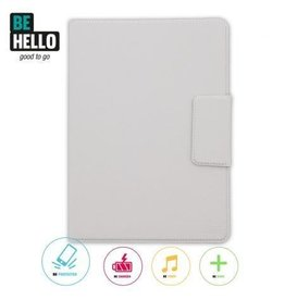 BeHello iPad Air 2 Stand Case White