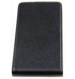 BeHello Microsoft Lumia 640 Flip Case Black