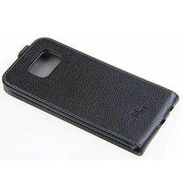 BeHello Samsung Galaxy S6 Flip Case Black