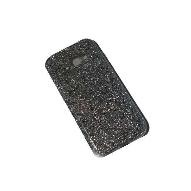 Galaxy A5 (2017) TPU glitter silver
