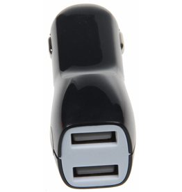 Muvit Mini DUO Car Charger 2.1A Black