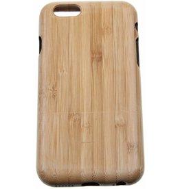 iPhone 6 / 6S Wood Hard Case Light-Brown