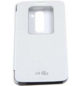 LG G2 D802 LG Quick Window Book Case White