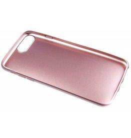 BeHello iPhone 7 Plus/6S Plus/6 Plus Soft Touch Gel Case Rose Gold