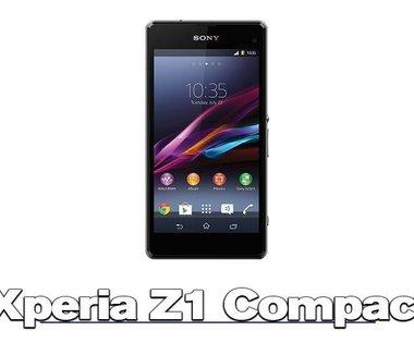 Xperia Z1 Compact
