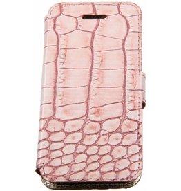 iPhone 5 / 5C / 5S / SE Valenta Slim Book Case Glitter