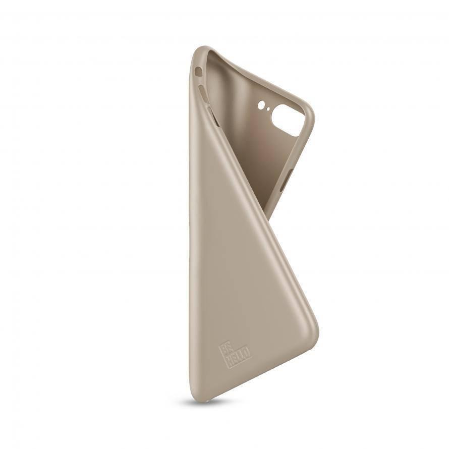 BeHello iPhone 7/6S/6 Soft Touch Gel Case Gold