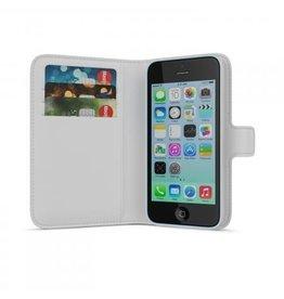 BeHello iPhone 5C Wallet Case White