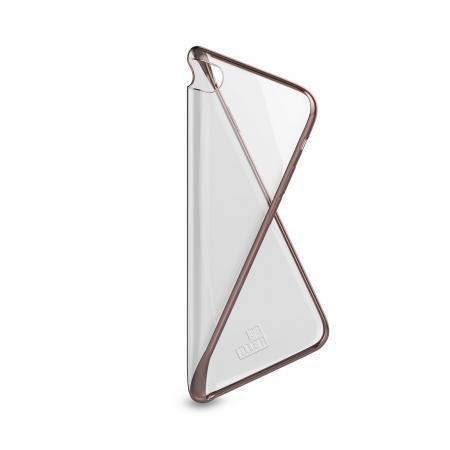BeHello iPhone 7/6S/6 Gel Case Chrome Edge Rose Gold