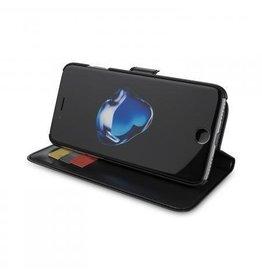 BeHello iPhone 7/6S/6 Wallet Case 3 Cardslots Black