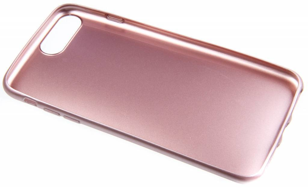 BeHello iPhone 7 Plus/6S Plus/6 Plus Soft Touch Gel Case Rose Gold