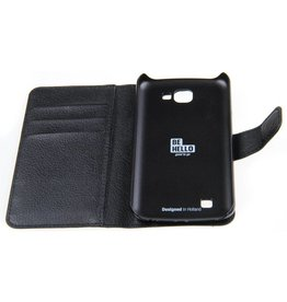 BeHello LG K4 Wallet Case Black