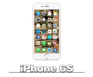 Geschikt voor iPhone 6S