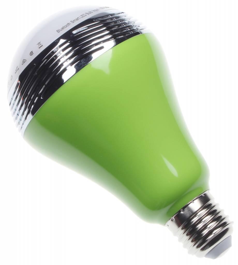 Bluetooth Smart LED Bulb Green