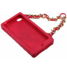 iPhone 4/4S BYBI Love Case Red