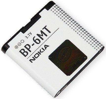 Batterij Nokia BP-6MT
