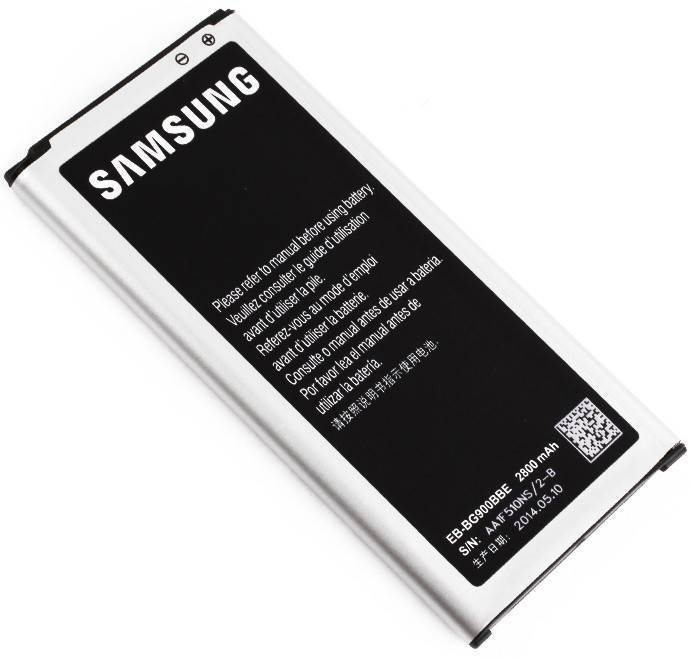 Batterij Samsung Galaxy S5