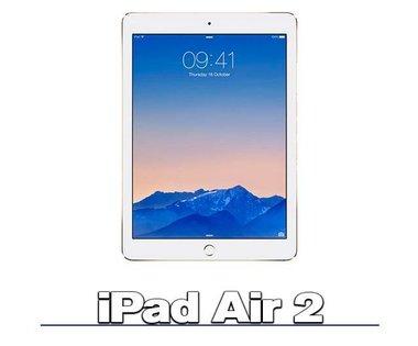 Geschikt voor iPad Air 2