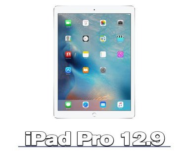 """Geschikt voor iPad Pro 12.9"""""""