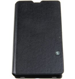 Sony Xperia Z1 C6902/L39H SwitchEasy Book Case+Screenprotector Black