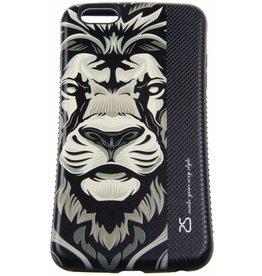 iPhone 6 Plus / 6S Plus Hard Case (Lion Head Print)