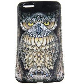 iPhone 6 Plus / 6S Plus Hard Case (Owl Print)