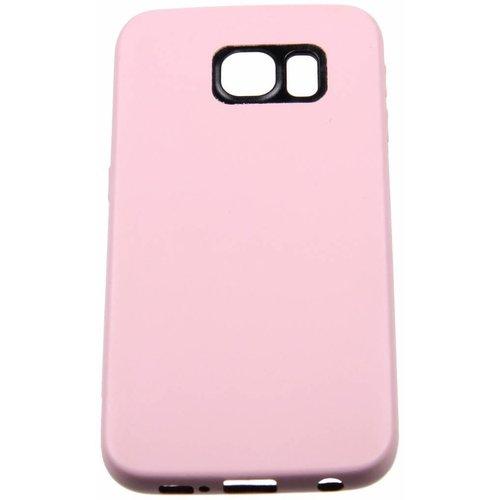 Samsung Galaxy S6 Edge SM-G925F H.Q. TPU Case Leather