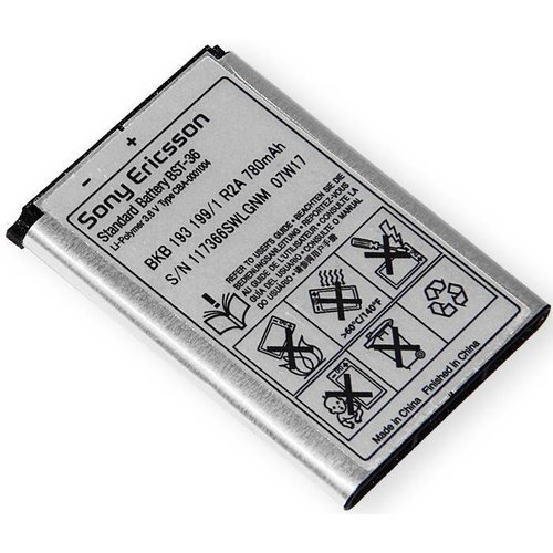 Sony Ericsson J300i, K310i Battery BST-36