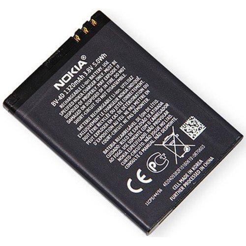 Nokia N97 Mini, 702, E5-00 Battery BL-4D