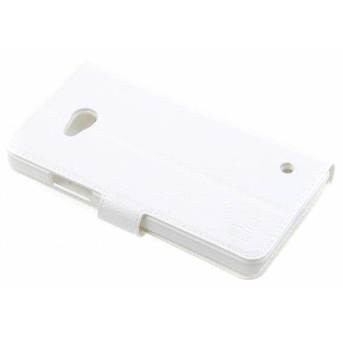 BeHello Microsoft Lumia 640 Wallet Case White