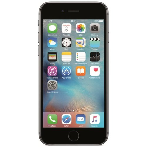 iPhone 6S 64GB Zwart (A-grade)