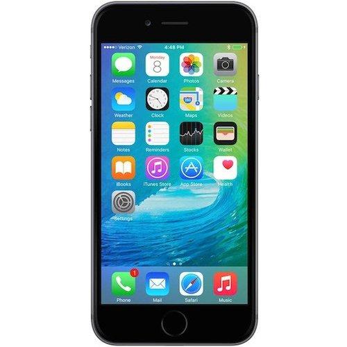 iPhone 6S 16GB Zwart (A-grade)