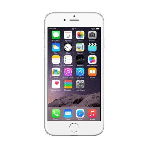 iPhone 6 64GB Zilver (B-grade)