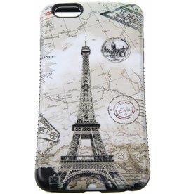 iPhone 6 Plus / 6S Plus Hard Case (Paris Print)