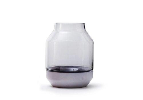 MUUTO Elevated vase - grey