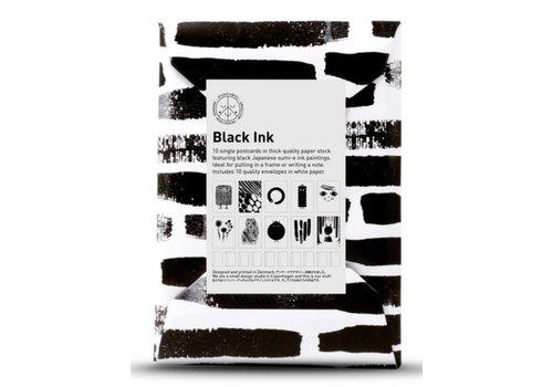 Studio Arhoj Paper Card - Black Ink