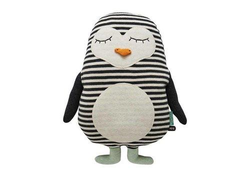 OYOY Cotton knit Animal - Penguin 'Pingo'
