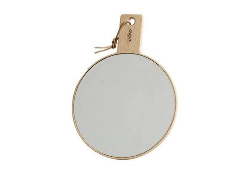 OYOY Ping Pong Mirror Natural