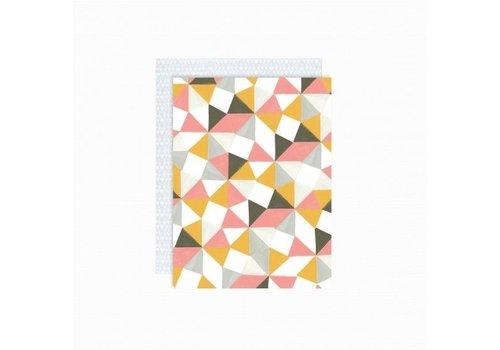 Paper Card - Indie - met envelop