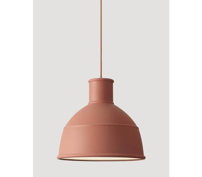Muuto unfold pendant lamp terracotta yd nordic house muuto unfold pendant lamp terracotta aloadofball Choice Image