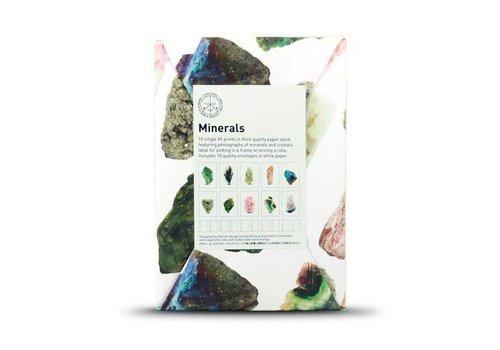Studio Arhoj Paper Card - Minerals