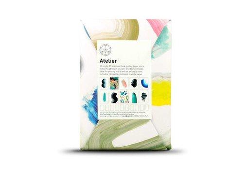 Studio Arhoj Paper Card - Atelier