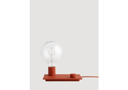 MUUTO Control - Table Lamp - Red