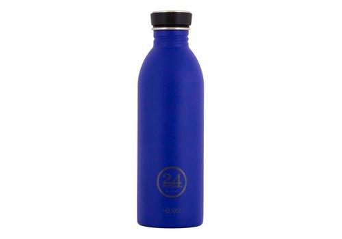 24 Bottles Urban Bottle - 0.5L - Gold Blue