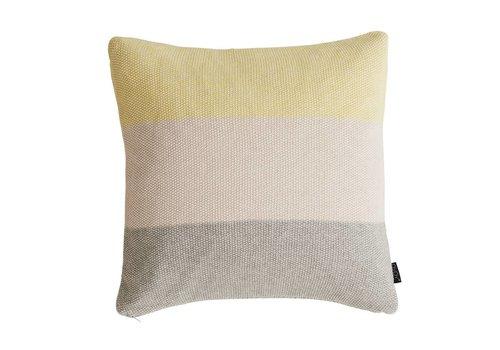 OYOY Pearl Cushion - yellow