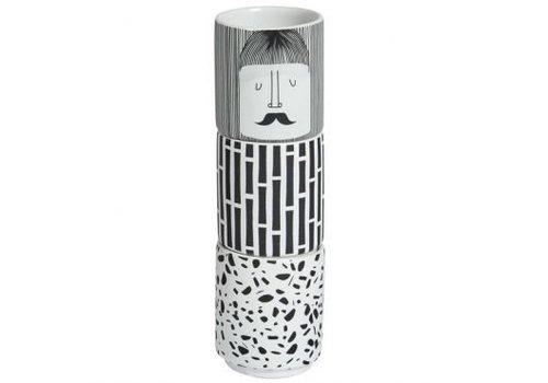OYOY Egg People - Model C  - mustache