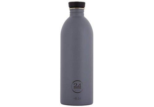 24 Bottles Urban Bottle - 1L - Formal Grey
