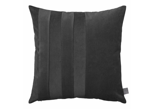 AYTM Sanati - Velvet Cushion - 50x50 - Black
