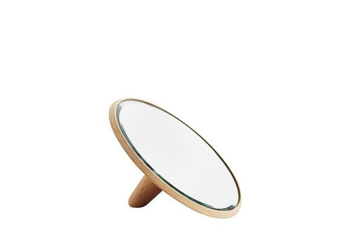 Woud Mirror barb - small - oak
